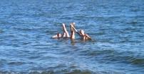 Poszukiwania kamyczka na dnie jeziora ;)