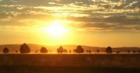 Magia Zachodzącego Słońca