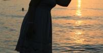Zachód słońca - Riwiera Turecka