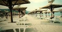 plaża w Albenie