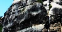 klasztor na skale
