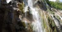 Wodospad - P.N. Jeziora Plitwickie