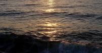 wschód słońca nad morzem czarnym