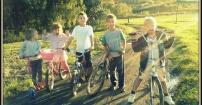 Wakacyjne szaleństwa na rowerze