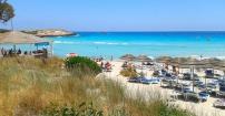 Cypr Ayia Napa Nissi Beach