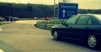 Autostopem przez Europę,