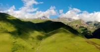 Wędrówka na Górę Kazbek