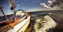Pół roczny rejs na Morzu-Yacht ANGELA