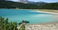 Czarnogóra,jezioro Czarne.