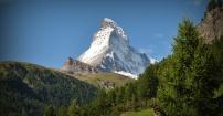 Matterhorn 4 478 m, Alpy Zachodnie