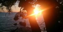 Słoneczko zachodzi