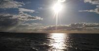 Przywitanie z Bałtykiem
