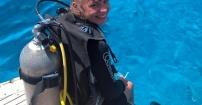 Pierwsze nurkowanie w życiu