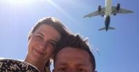 Takie tam z samolotem :)