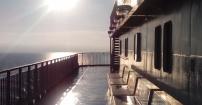Poranek na morzu