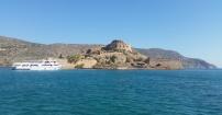 Wyspa Wygnańcow Kreta Grecja