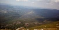 PONAD TĘCZĄ - tęcza z Babiej Góry