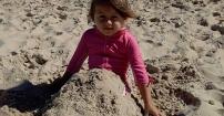 Kocham morze,kocham piasek