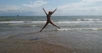 Szczęście nad morzem