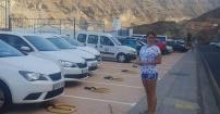 Ja  i moja Gran Canaria