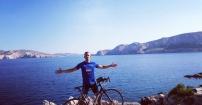'Rowerem na Chorwacje z Bielska-Białej'