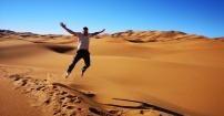 Wyprawa motocyklowa na Saharę - relaks